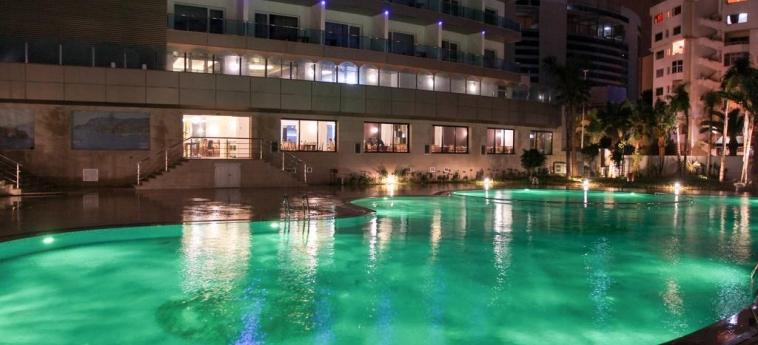 Hotel Royal Tulip City Center Tanger: Piscine chauffée TANGER