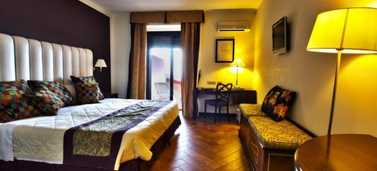 Baia Taormina - Hotel & Emotions: Chambre De luxe TAORMINA - MESSINA