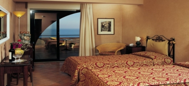 Baia Taormina - Hotel & Emotions: Chambre jumeau TAORMINA - MESSINA