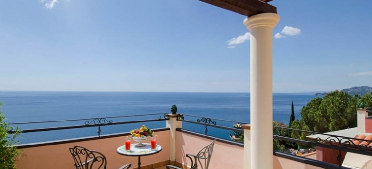 Baia Taormina - Hotel & Emotions: Hotel Detail TAORMINA - MESSINA
