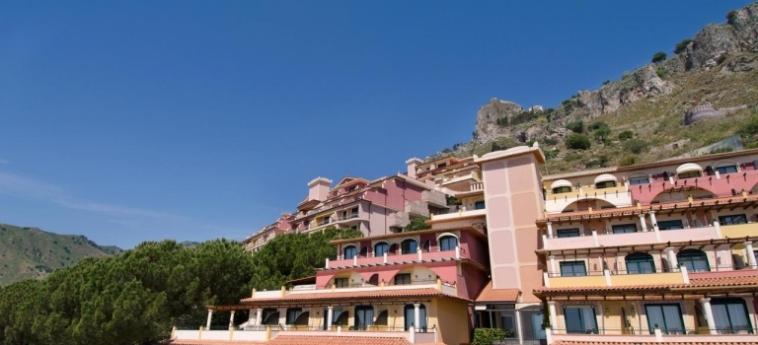 Baia Taormina - Hotel & Emotions: Facade TAORMINA - MESSINA