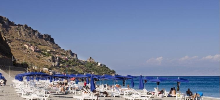 Baia Taormina - Hotel & Emotions: Plage TAORMINA - MESSINA