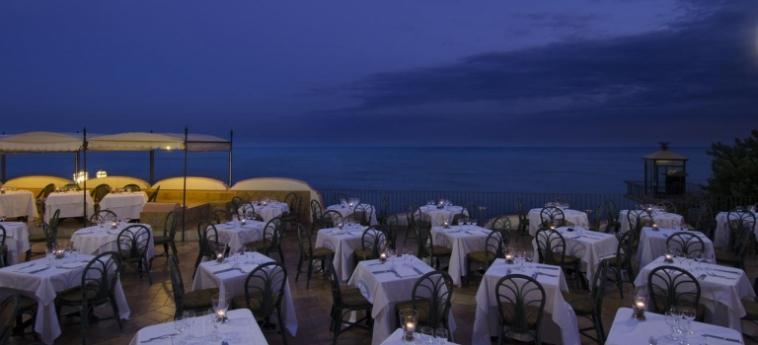 Baia Taormina - Hotel & Emotions: Restaurant Exterior TAORMINA - MESSINA