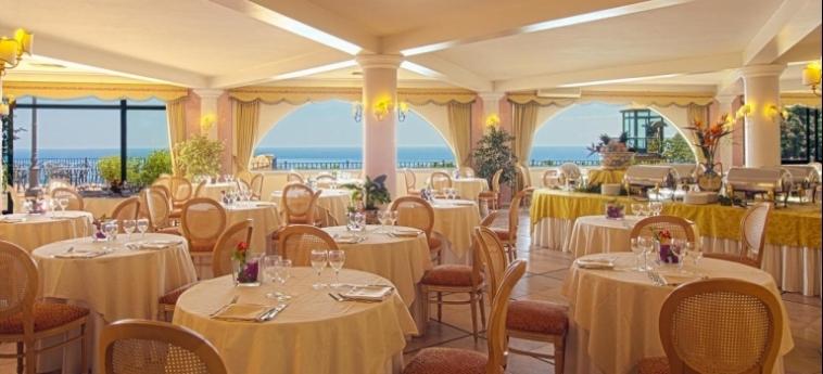 Baia Taormina - Hotel & Emotions: Restaurant TAORMINA - MESSINA