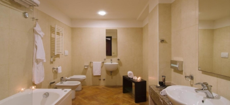 Baia Taormina - Hotel & Emotions: Salle de Bains - Suite TAORMINA - MESSINA