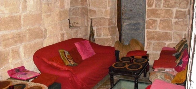 Akropolis – Museum Hotel: Lounge TARANTO