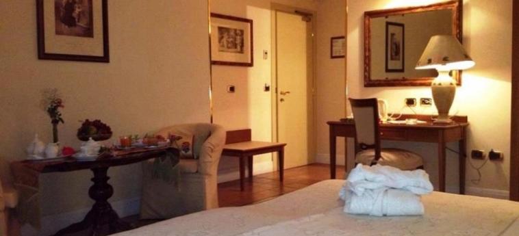 Akropolis – Museum Hotel: Room - Double TARANTO