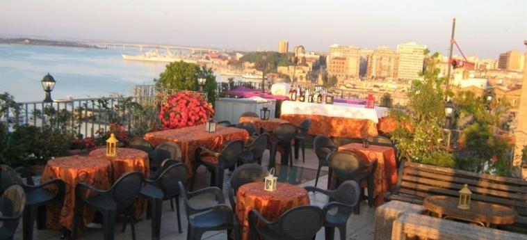 Akropolis – Museum Hotel: Terrace TARANTO