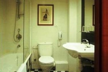 Hotel Cinema: Cuarto de Baño TEL AVIV