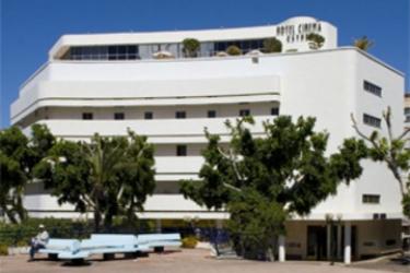 Hotel Cinema: Esterno TEL AVIV