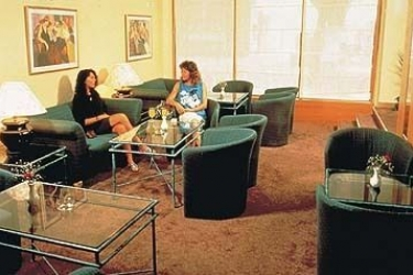 Hotel Cinema: Lounge Bar TEL AVIV