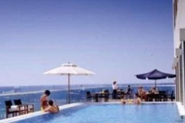 Hotel Leonardo Suite By The Beach: Piscina TEL AVIV