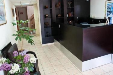 Hotel Arlozorov Suites: Lobby TEL AVIV
