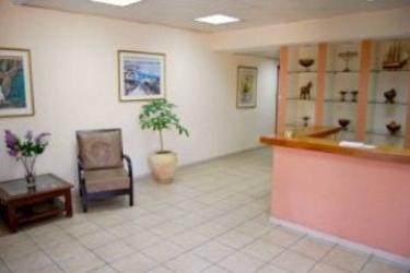 Hotel Arlozorov Suites: Reception TEL AVIV