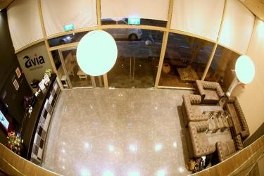 Hotel Avia: Lobby TEL AVIV