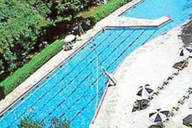Hotel Avia: Swimming Pool TEL AVIV