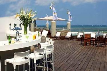 Hotel Carlton Tel Aviv On The Beach: Bar TEL AVIV