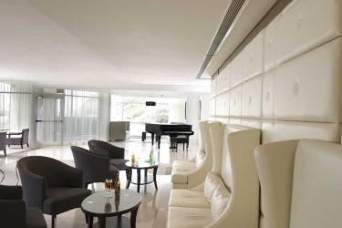 Hotel Carlton Tel Aviv On The Beach: Lobby TEL AVIV
