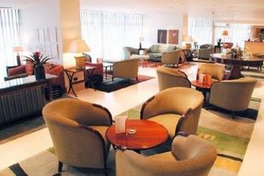 Hotel Carlton Tel Aviv On The Beach: Lounge TEL AVIV