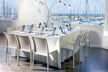 Hotel Carlton Tel Aviv On The Beach: Restaurant TEL AVIV