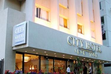 Hotel Prima City: Exterior TEL AVIV