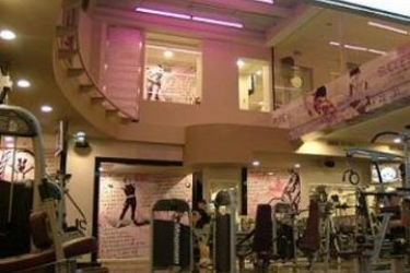 Hotel Prima City: Gym TEL AVIV