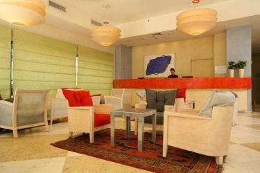Hotel Prima City: Lobby TEL AVIV