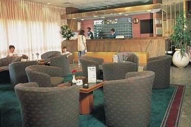 Hotel Prima City: Lounge Bar TEL AVIV