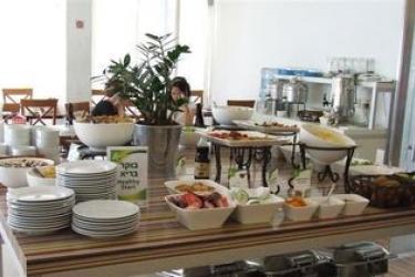 Hotel Prima City: Restaurant TEL AVIV
