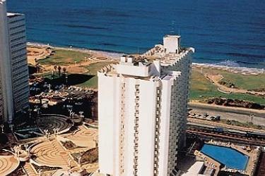 Hotel Dan Panorama: Esterno TEL AVIV