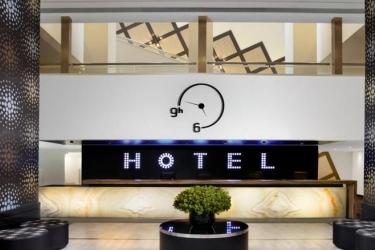 Hotel Dan Panorama: Lobby TEL AVIV