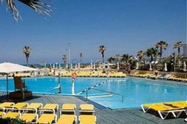 Hotel Dan Panorama: Piscina Esterna TEL AVIV