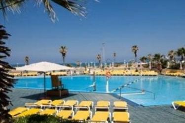 Hotel Dan Panorama: Piscina TEL AVIV