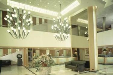 Hotel Dan Panorama: Reception TEL AVIV