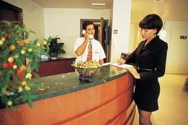 Hotel Melody: Lobby TEL AVIV