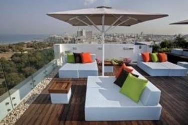 Hotel Melody: Terrasse TEL AVIV