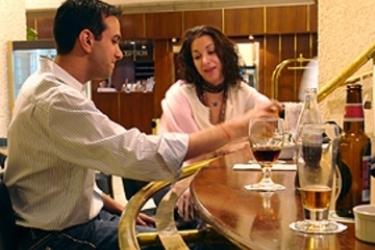 Hotel Metropolitan: Bar TEL AVIV