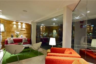 Hotel Metropolitan: Lobby TEL AVIV