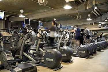 Hotel Metropolitan: Salle de Gym TEL AVIV