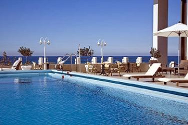 Hotel Metropolitan: Swimming Pool TEL AVIV
