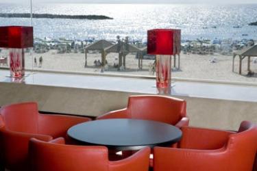 Hotel Renaissance Tel Aviv: Bar TEL AVIV