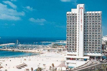 Hotel Renaissance Tel Aviv: Extérieur TEL AVIV