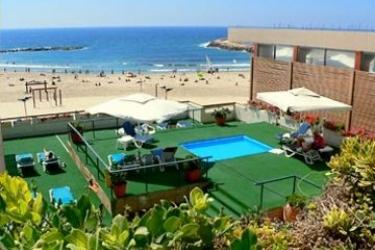 Hotel Renaissance Tel Aviv: Terrasse TEL AVIV