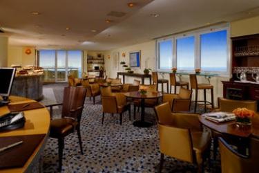Herods Hotel Tel Aviv: Lounge Bar TEL AVIV