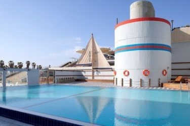 Herods Hotel Tel Aviv: Swimming Pool TEL AVIV
