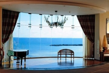 Herods Hotel Tel Aviv: Vue TEL AVIV