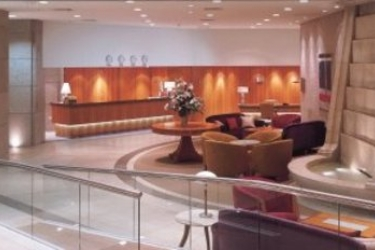 Hotel Leonardo City Tower: Intérieur TEL AVIV