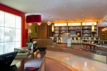 Hotel Leonardo City Tower: Lobby TEL AVIV