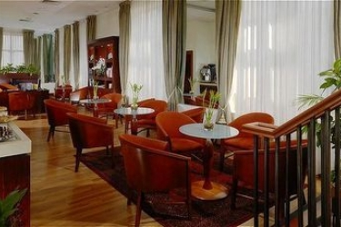Hotel Leonardo City Tower: Lounge Bar TEL AVIV