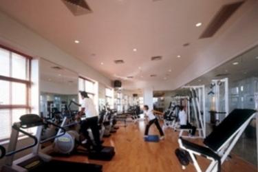 Hotel Leonardo City Tower: Salle de Gym TEL AVIV